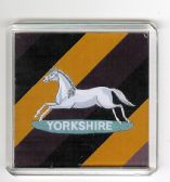 PRINCE OF WALES'S OWN REGIMENT OF YORKSHIRE FRIDGE MAGNET